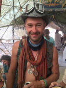 Ein Foto von Severin Taranko bei Burning Man
