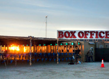 Burning Man Box Office