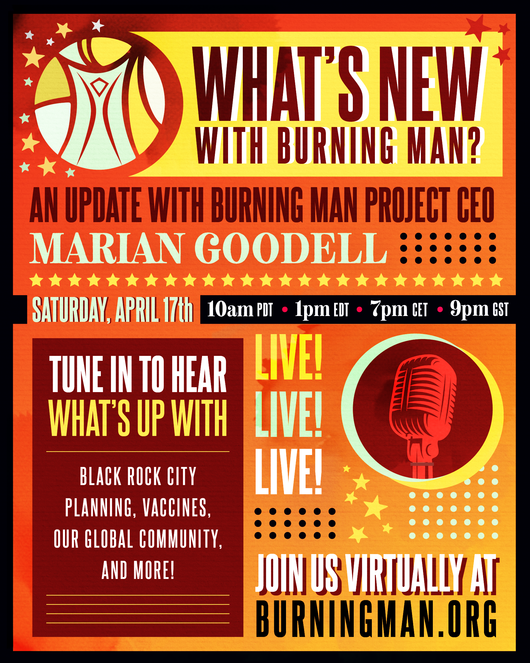 What's new with Burning Man? - Ausgabe 2
