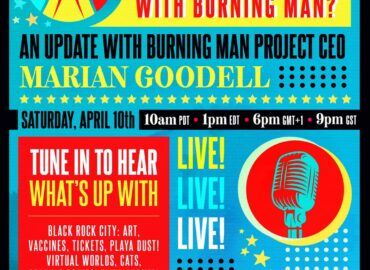 What's new with Burning Man?
